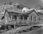 Silver Plume old house