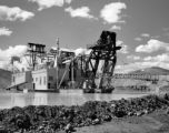 South Platte Dredge Fairplay, Colo.