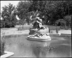 Fountain, Washington Park, Denver