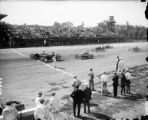 Auto race at Overland Park