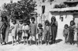 Pueblo children.