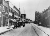 Commercial street, Trinidad, Colorado