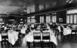 Dining room of the Cardenas Hotel