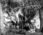 Utes-Buckskin Charlie, Antonio, Ocapoor and others
