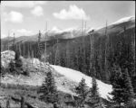 James Peak from Berthude [i.e. Berthoud] Pass