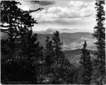 View from Mt. Evans Road