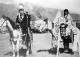 Flathead Indians, groups