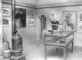Gilpin County Art Gallery interior