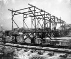 14th Street Viaduct construction