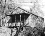 House where Maggie Tobin was born in Hannibal