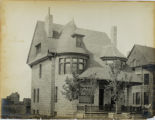 Residence of Mr. Thos. Fitzgerald 1445 Race St. Denver, Colo.