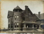 Residence of C. T. Hunn Esq. Vine St. Denver