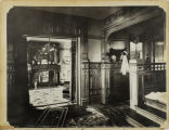Hall in Samuel Rose's residence