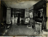 Parlor in residence of Wm. Lang