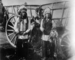 Sioux Indians in Battle of Wounded Knee