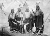Unidentified Dakota men
