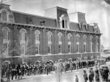 Old Guard Hall Armory
