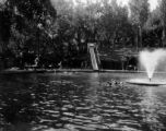 Glenwood Pool & fountain