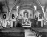Interior, Church of the Sacred Heart