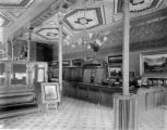 Interior city ticket office, Denver and Rio Grand R. R. company
