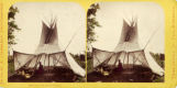 Domestic life, Sioux Indians