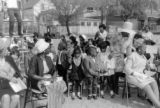 George Washington Carver day care center dedication