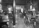 Georgetown printing office