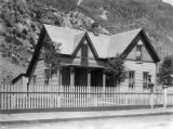 Residence in Georgetown, Colo. July 1900