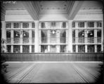 Denver libraries, public, main building, Civic Center, interior circulation unit