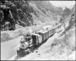 Ry. C&S Eng. 70 in Platte Canyon