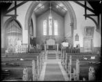 Interior, All Saints Episcopal Church