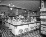 Opening day of the Dutch Mill Restaurant, ca. 1915