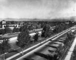 Speer Boulevard, Cherry Creek Drive, and Sunken Gardens