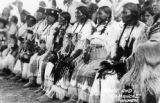 Kiowa and Comanche women