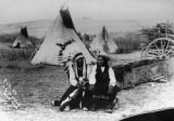 Chief Standing Elk 1st Lieut. to Chief Little Wound