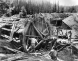 Idaho waterwheel