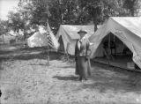 Loretto Heights Service camp, World War I