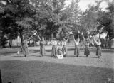 Loretto Heights, service camp, World War I