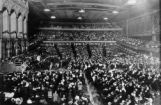 Interior of City Auditorium, Denver
