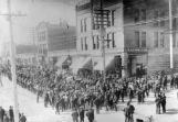 Scene at Mining Exchange building, Cripple Creek
