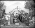 Fruit packing on B.F. Wests Ranch, Palisade, Colo., Colo. Midland Ry.