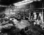Main bay of Stearns-Roger Foundry