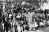 Comanche and Kiowa women