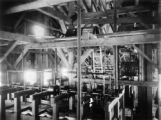 Stamp mill interior