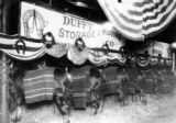 Duffy Storage and Moving Co. horses