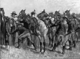 "Custer's last battle, ""boots and saddles"""