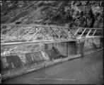 Shoshone dam looking downstream, 12\4\10