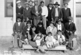 Apache Indians at the Apache Indian Mission