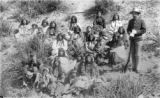 Group of Apache prisoners