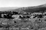 Panorama of the Little Johnny Mine - Leadville, Colo.